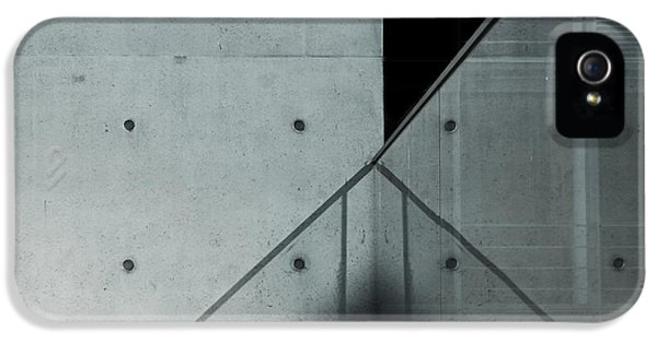 Office Buildings iPhone 5 Case - Abstract Architecture by Stockfotoart
