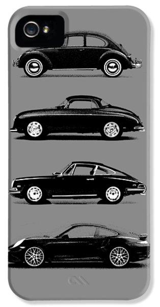 iPhone 5 Case - Evolution by Mark Rogan