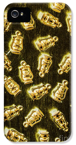 Pendant iPhone 5 Case - Colonial Glow by Jorgo Photography - Wall Art Gallery