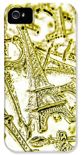 French iPhone 5 Case - In French Forms by Jorgo Photography - Wall Art Gallery