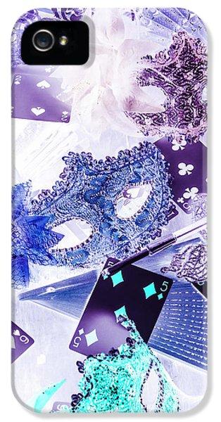 Magician iPhone 5 Case - Magical Masquerade by Jorgo Photography - Wall Art Gallery