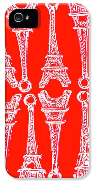 French iPhone 5 Case - Match Made In Paris by Jorgo Photography - Wall Art Gallery