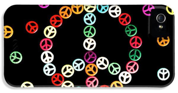 Pendant iPhone 5 Case - Movement Of Unity by Jorgo Photography - Wall Art Gallery