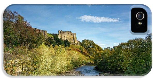Castle iPhone 5 Case - Richmond Castle by Smart Aviation