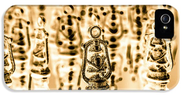 Pendant iPhone 5 Case - Rustic Reflections by Jorgo Photography - Wall Art Gallery