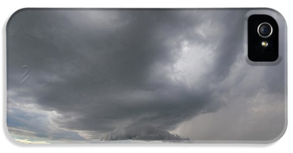 Nebraskasc iPhone 5 Case - Some Afternoon Thunder 011 by NebraskaSC