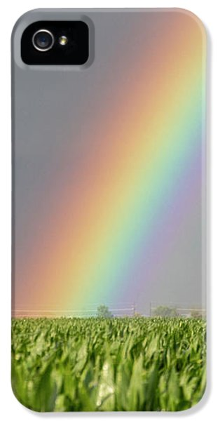Nebraskasc iPhone 5 Case - Storm Chasing After That Afternoon's Naders 023 by NebraskaSC