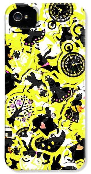 Fairy iPhone 5 Case - Wonderland Design by Jorgo Photography - Wall Art Gallery