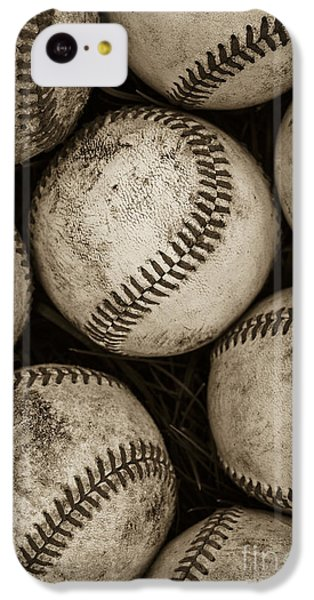 Baseballs IPhone 5c Case
