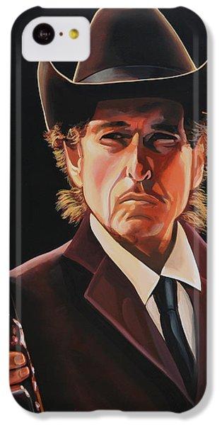 Bob Dylan 2 IPhone 5c Case by Paul Meijering