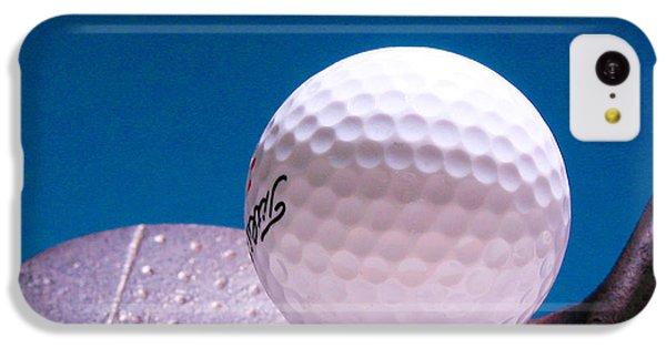 Golf IPhone 5c Case by David and Carol Kelly