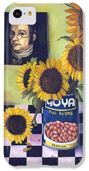 Cyclops iPhone 5c Case -  Goyas by Leah Saulnier The Painting Maniac