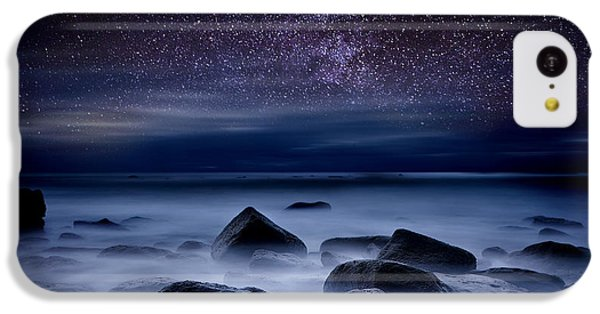 Landscapes iPhone 5c Case -  Where Dreams Begin by Jorge Maia