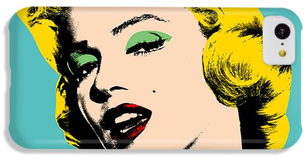Andy Warhol IPhone 5c Case by Mark Ashkenazi