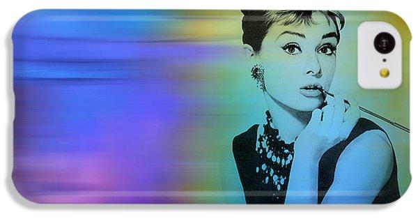 Audrey Hepburn Art IPhone 5c Case