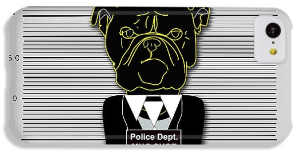 Bad Dog IPhone 5c Case by Marvin Blaine