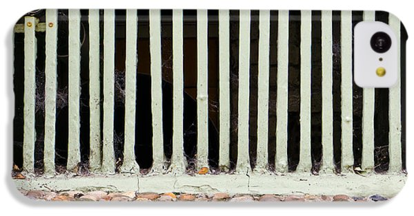 Dungeon iPhone 5c Case - Bars by Tom Gowanlock