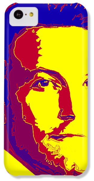 Ben Affleck IPhone 5c Case by Dalon Ryan