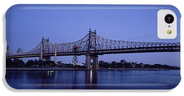Bridge Across A River, Queensboro IPhone 5c Case
