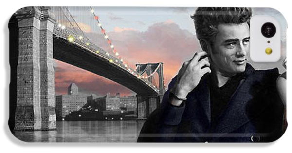 Brooklyn Bridge IPhone 5c Case by Chris Consani
