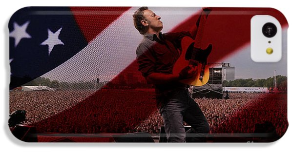 Bruce Springsteen IPhone 5c Case
