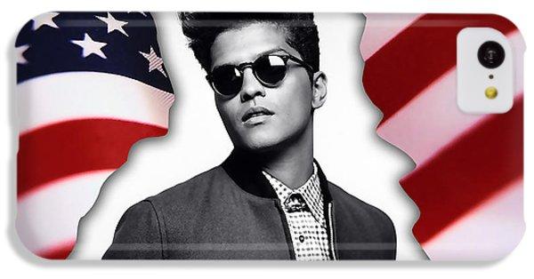Bruno Mars IPhone 5c Case