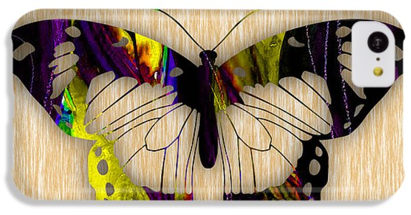 Butterfly Painting IPhone 5c Case