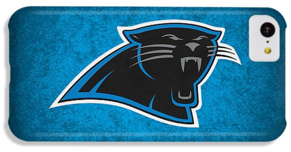 Carolina Panthers IPhone 5c Case by Joe Hamilton