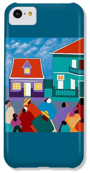 iPhone 5c Case - Curacao Dreams II by Synthia SAINT JAMES