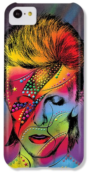 David Bowie IPhone 5c Case