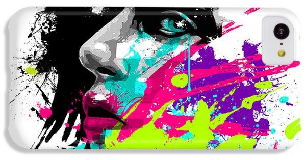 Face Paint 2 IPhone 5c Case