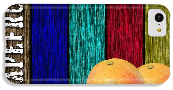 Grapefruit IPhone 5c Case
