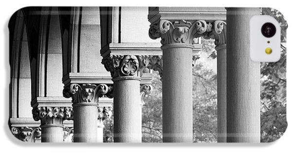 Memorial Hall At Harvard University IPhone 5c Case by University Icons