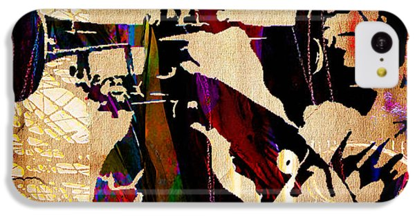 Louis Armstrong Collection IPhone 5c Case by Marvin Blaine