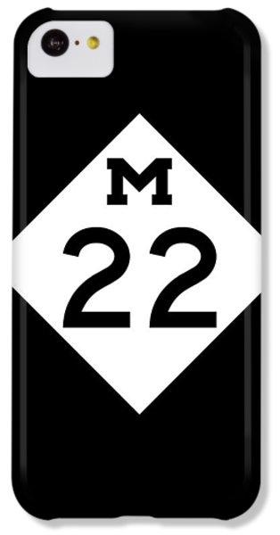 M 22 IPhone 5c Case