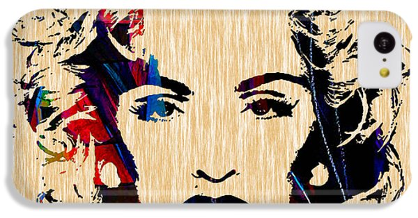 Madonna Collection IPhone 5c Case by Marvin Blaine