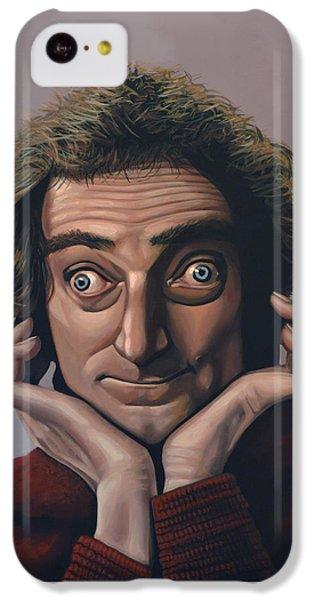 Marty Feldman IPhone 5c Case by Paul Meijering
