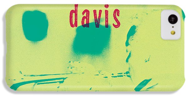 Trumpet iPhone 5c Case - Miles Davis -  Blue Moods by Concord Music Group