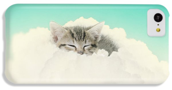 On Cloud Nine IPhone 5c Case by Amy Tyler