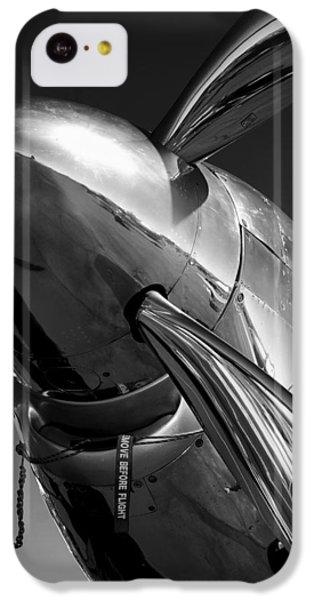 P-51 Mustang IPhone 5c Case