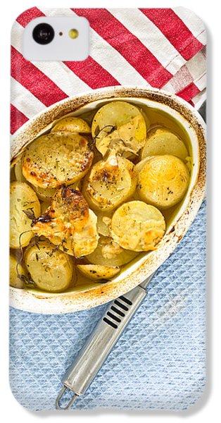 Potato Dish IPhone 5c Case