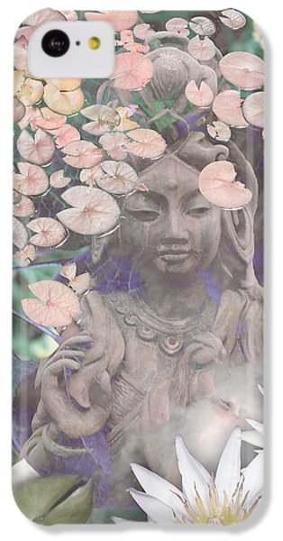 Reflections IPhone 5c Case by Christopher Beikmann
