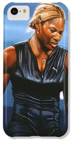 Serena Williams IPhone 5c Case