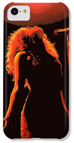 Shakira iPhone 5c Case - Shakira by Paul Meijering