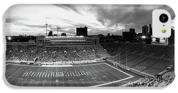Soldier Field Football, Chicago IPhone 5c Case by Panoramic Images