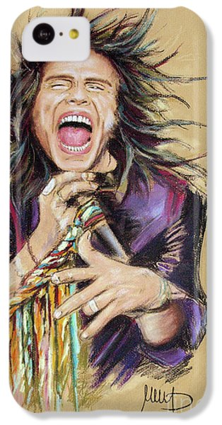 Steven Tyler iPhone 5c Case - Steven Tyler  by Melanie D