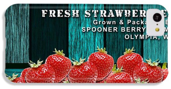 Strawberry Farm IPhone 5c Case