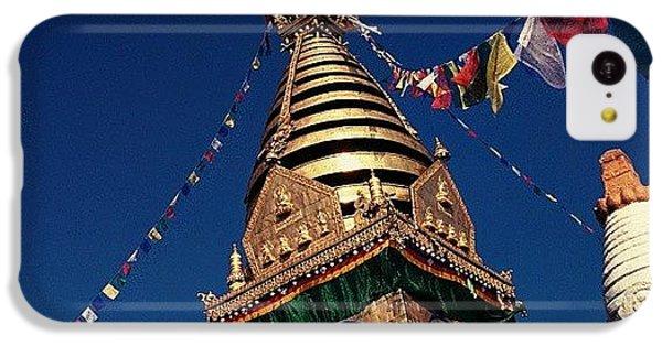 Stupa Swayambhunath IPhone 5c Case