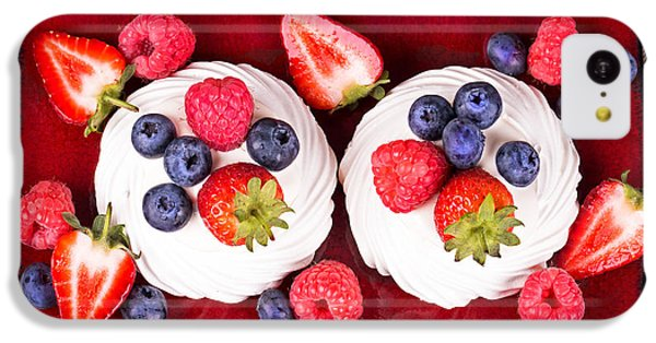 Summer Fruit Platter IPhone 5c Case by Jane Rix