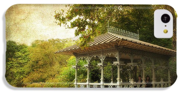 The Ladies Pavilion IPhone 5c Case by Jessica Jenney